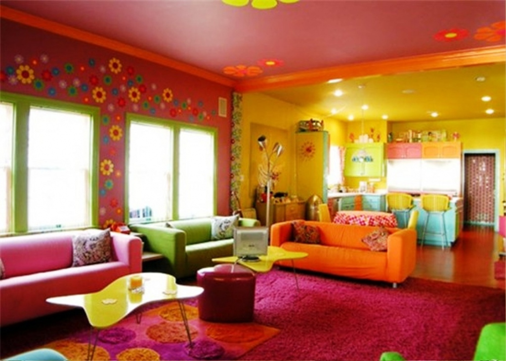 beautifull girly room concept design 590x442