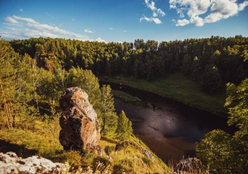 10 мест, которые заставят вас влюбиться в природу Каменска-Уральского