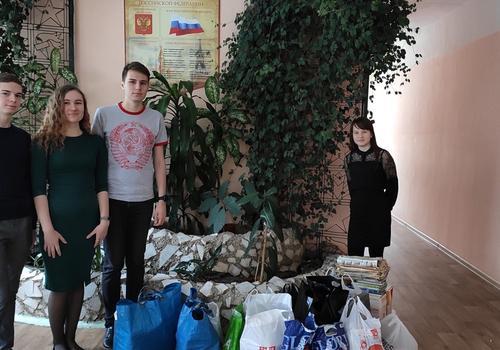 Помощь библиотеке им. П.П.Бажова