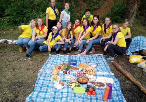 Слет молодежных трудовых отрядов 2019