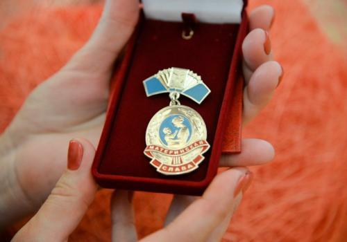 В Каменске-Уральском стартует приём документов на получение городской  медали «За материнские заслуги»