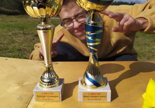 """Две победы на очередном этапе проекта """"Территория молодежных инициатив"""""""