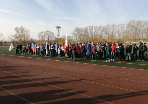 Городская спартакиада актива работающей молодежи «Октябрина -2020» завершилась!