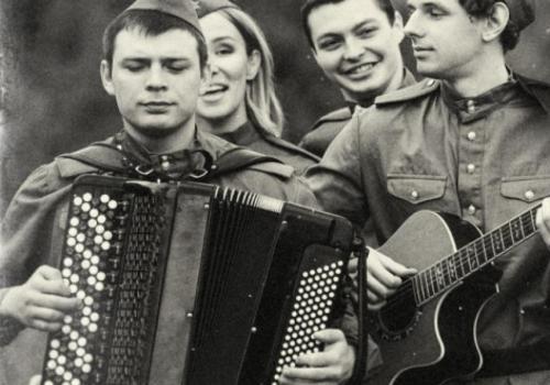 19 марта в Пушкинке представят песни военных лет