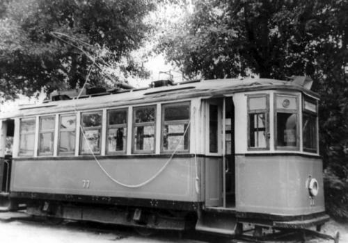 Вы знали, что в Каменске когда-то была трамвайная линия?
