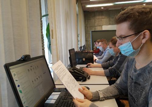 В ближайшую неделю в Каменске определят лучшего программиста среди работающей молодежи