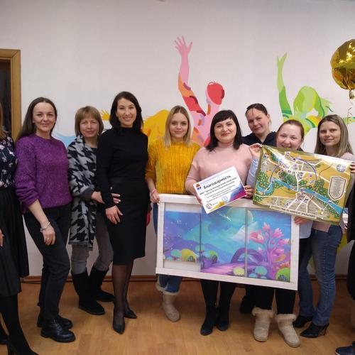 Карта-игра «Путешествие по Каменску-Уральскому» появилась в стенах Центра молодежной политики