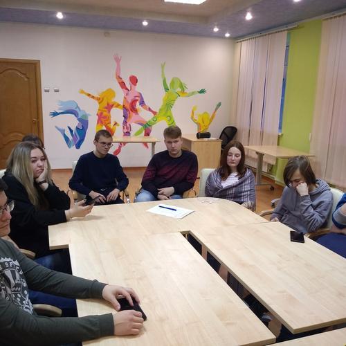 Городской студенческий Совет в работе