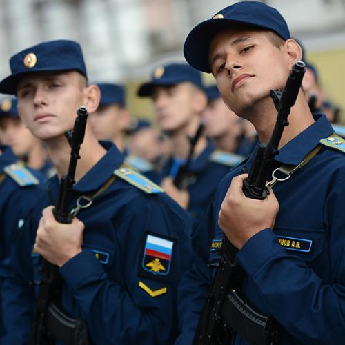 15 июля стартовала наборная кампания в военные вузы РФ сразу в 74 регионах страны