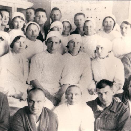 Областной проект «Эвакогоспиталь Великой Отечественной»
