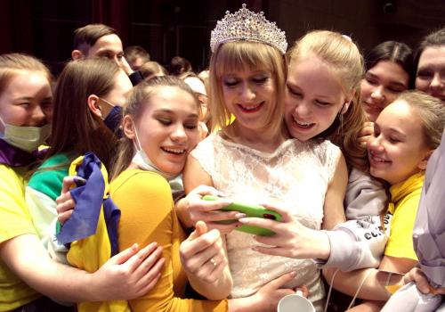 """Финал городского конкурса красоты и таланта """"Я - САМАЯ!"""" - 2021"""