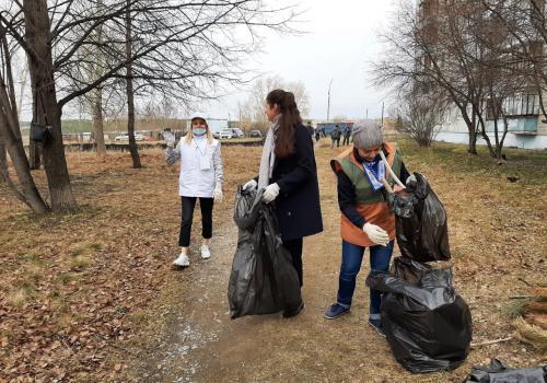 Всероссийский экологический субботник - 24 апреля 2021 (РИМ ТВ)