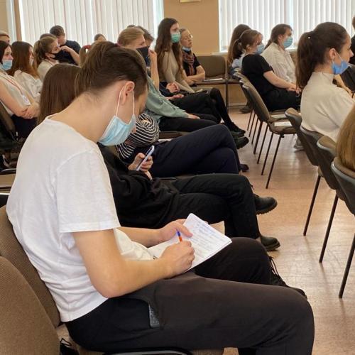 """""""Молодежная Администрация - 2021"""""""