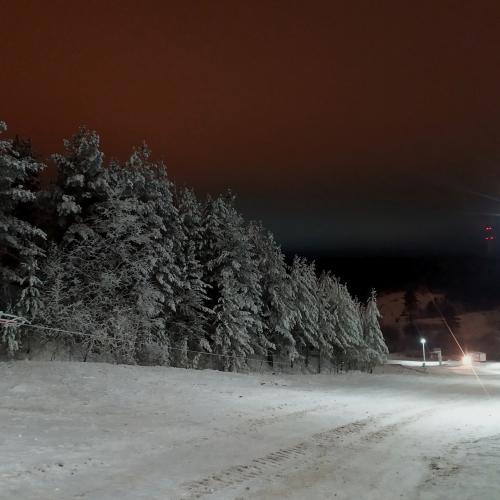 Горнолыжную трассу в Каменске-Уральском откроют 18 декабря