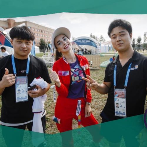 Стартовал отбор волонтеров на VI Всемирную Фольклориаду в Уфе в рамках Программы мобильности